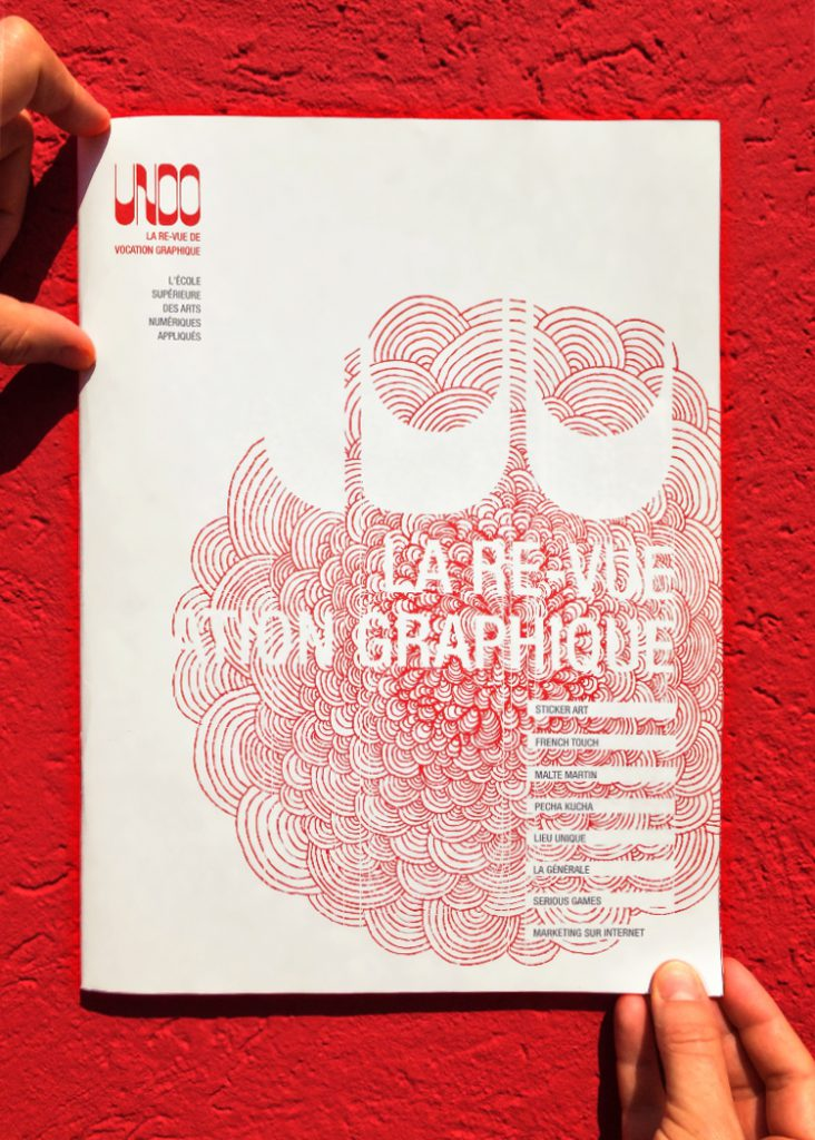 VOCATION GRAPHIQUE >> UNDO