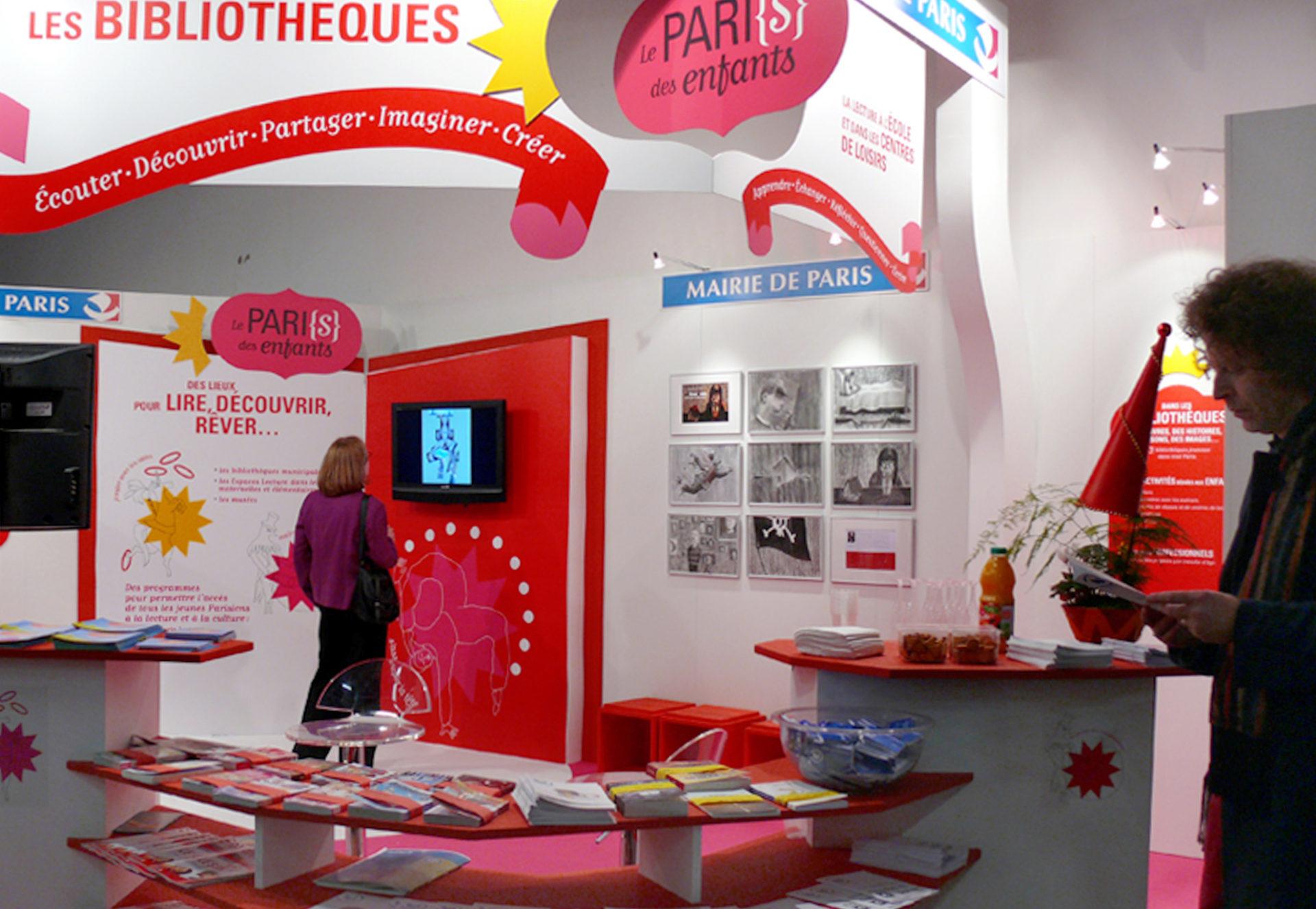 Mairie de paris salon du livre et de la presse jeunesse for Mairie menetou salon