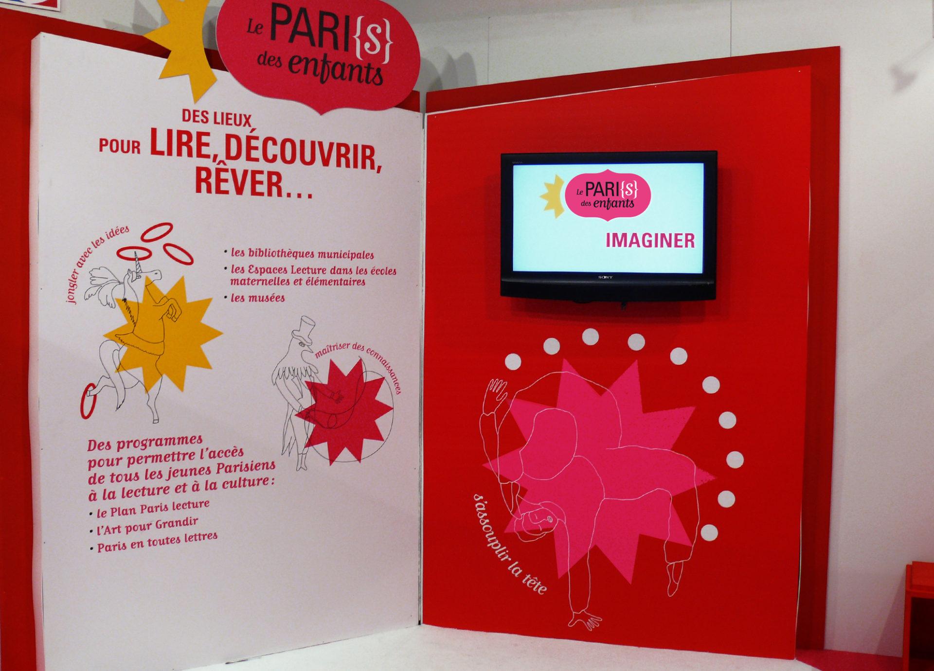 Mairie de paris salon du livre et de la presse jeunesse for Salon du livre jeunesse montreuil