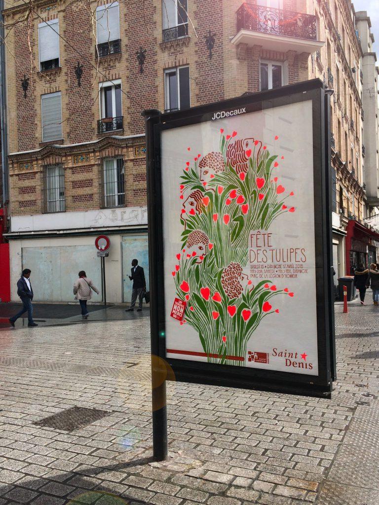 Ville de Saint-Denis >> fête des tulipes #1