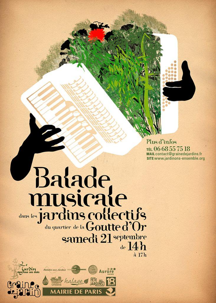 GRAINE DE JARDINS >> AFFICHES
