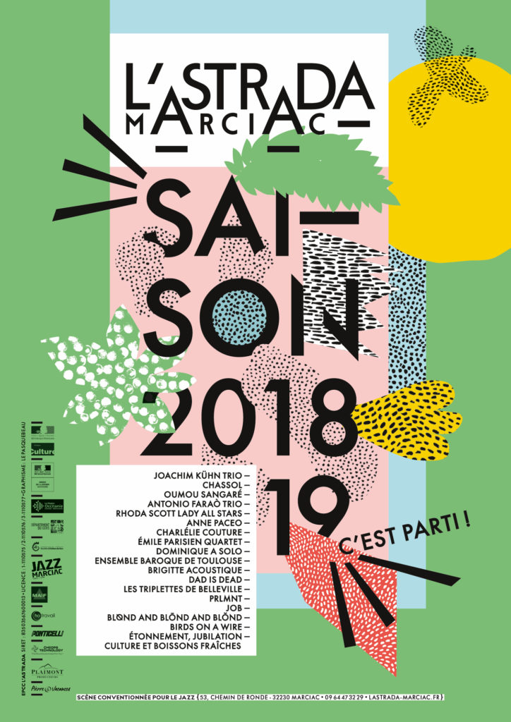 L'ASTRADA MARCIAC >> SAISON