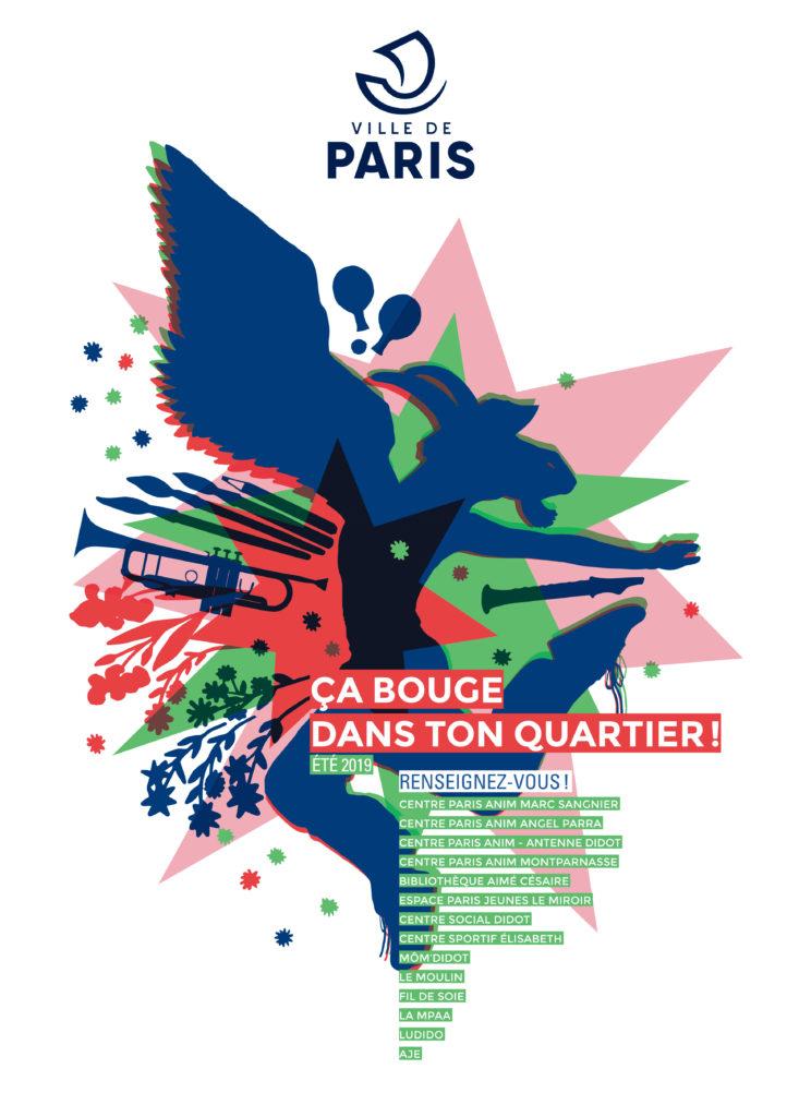 Ville de Paris >> programme estival #8